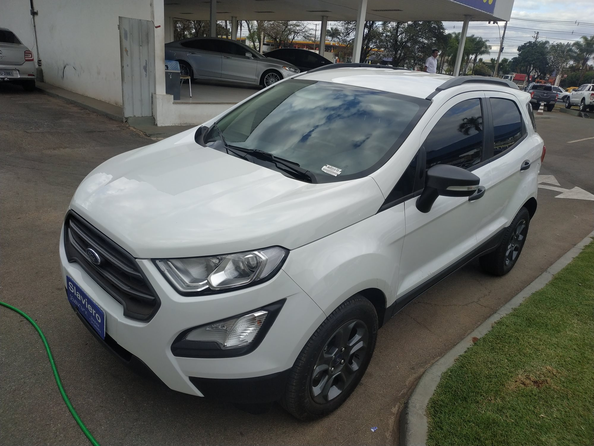 ECOSPORT 1.5 TI-VCT FLEX FREESTYLE